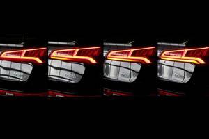 Bilde av Dynamiske LED baklykter Audi Q5 FY
