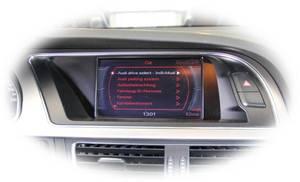 Bilde av Audi Drive Select ettermonteringskit