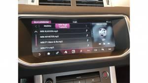 Bilde av IN2DIGI DAB/DAB+ MOTTAKER via USB Jaguar/Land Rover/Range
