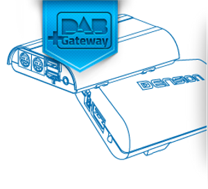 Bilde av  Dension Gateway 500S DAB Porsche PCM
